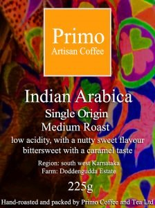 Indian Single Origin
